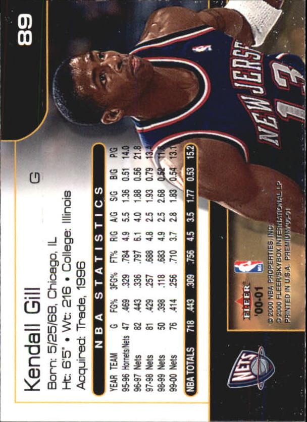 2000-01-Fleer-Premium-Basketball-Cards-Pick-From-List thumbnail 177