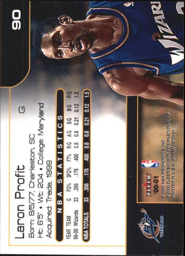 2000-01-Fleer-Premium-Basketball-Cards-Pick-From-List thumbnail 179