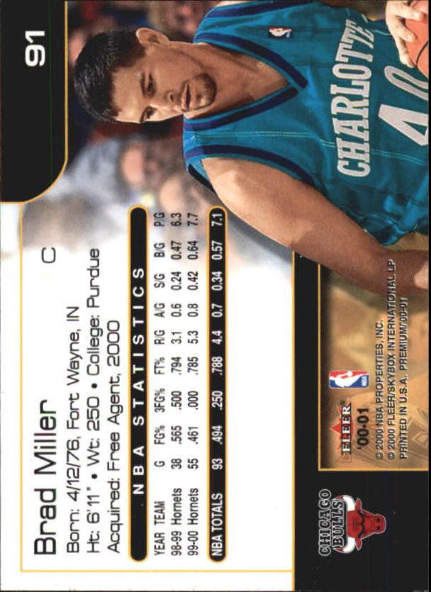 2000-01-Fleer-Premium-Basketball-Cards-Pick-From-List thumbnail 181