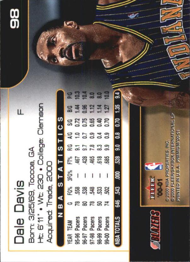 2000-01-Fleer-Premium-Basketball-Cards-Pick-From-List thumbnail 195