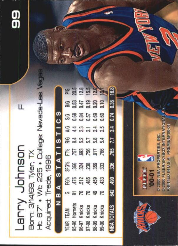 2000-01-Fleer-Premium-Basketball-Cards-Pick-From-List thumbnail 197