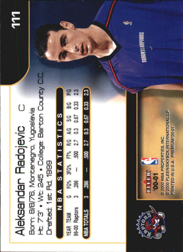 2000-01-Fleer-Premium-Basketball-Cards-Pick-From-List thumbnail 221