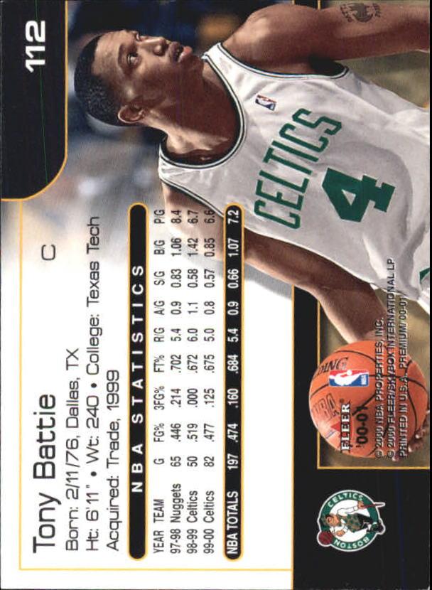 2000-01-Fleer-Premium-Basketball-Cards-Pick-From-List thumbnail 223