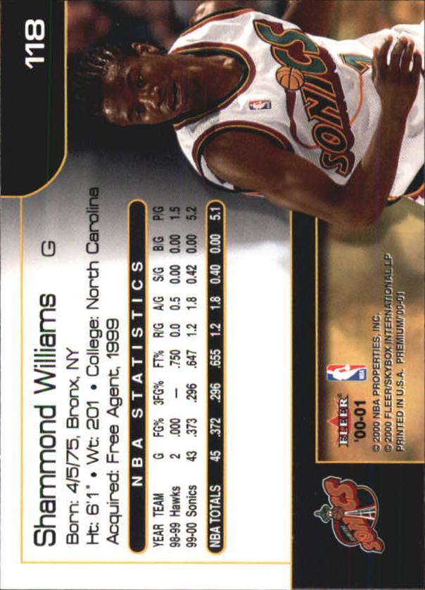 2000-01-Fleer-Premium-Basketball-Cards-Pick-From-List thumbnail 235