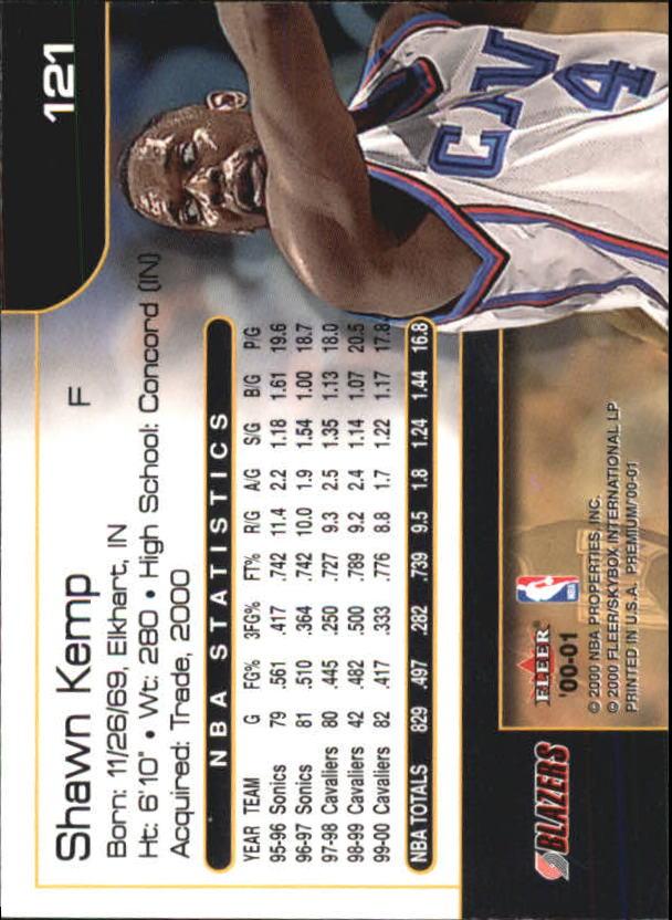 2000-01-Fleer-Premium-Basketball-Cards-Pick-From-List thumbnail 241