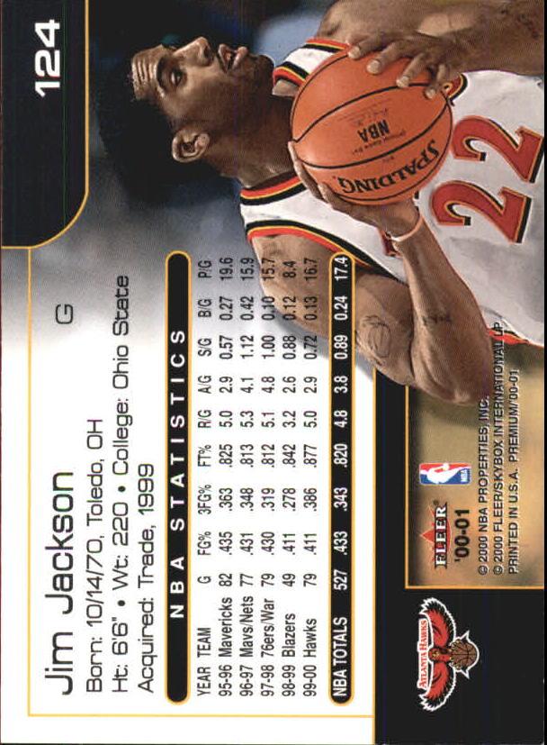 2000-01-Fleer-Premium-Basketball-Cards-Pick-From-List thumbnail 247
