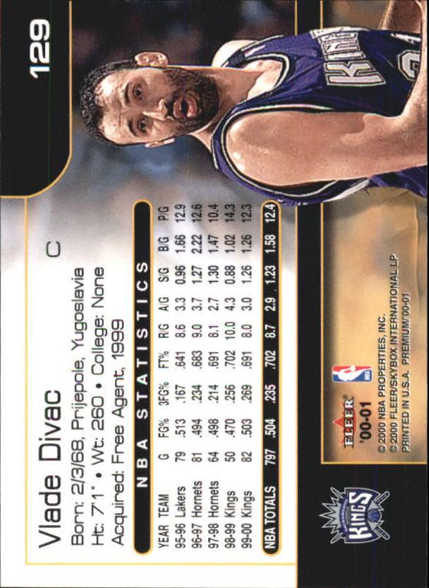 2000-01-Fleer-Premium-Basketball-Cards-Pick-From-List thumbnail 255