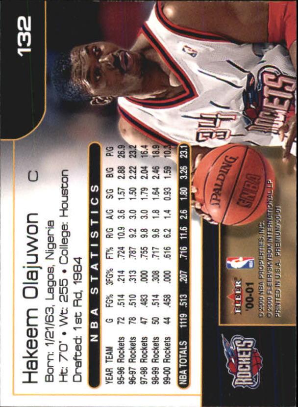 2000-01-Fleer-Premium-Basketball-Cards-Pick-From-List thumbnail 261