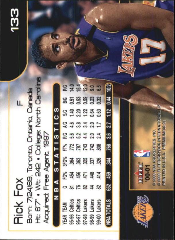 2000-01-Fleer-Premium-Basketball-Cards-Pick-From-List thumbnail 263