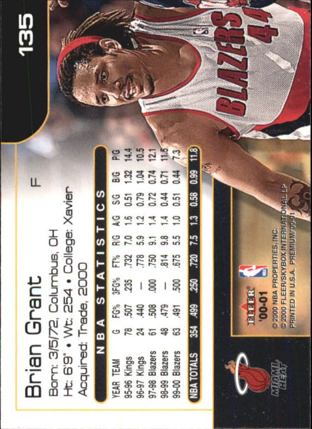 2000-01-Fleer-Premium-Basketball-Cards-Pick-From-List thumbnail 265