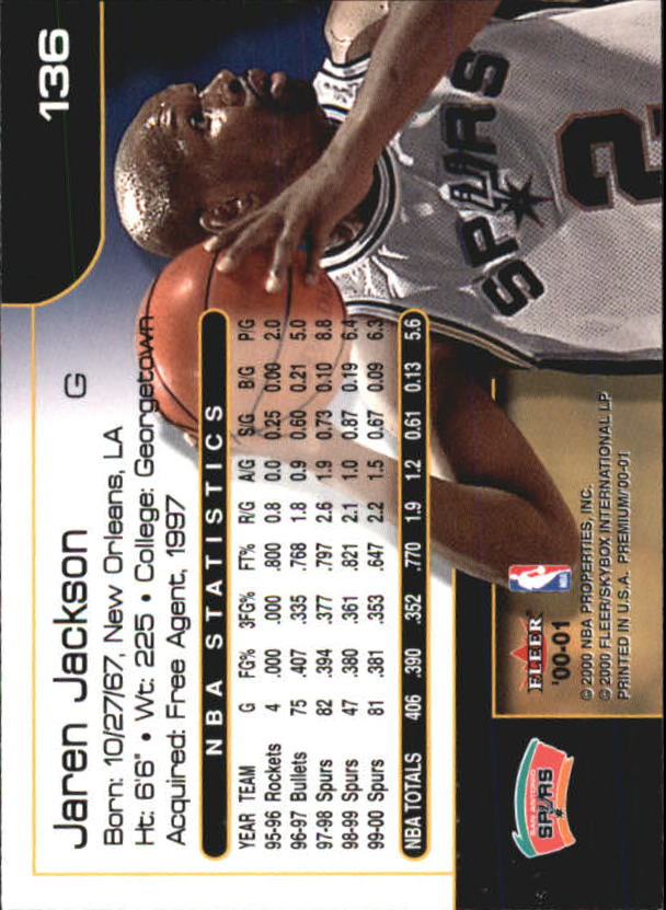 2000-01-Fleer-Premium-Basketball-Cards-Pick-From-List thumbnail 267