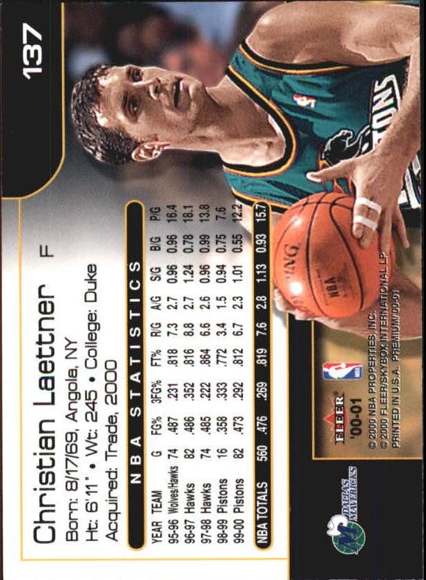 2000-01-Fleer-Premium-Basketball-Cards-Pick-From-List thumbnail 269