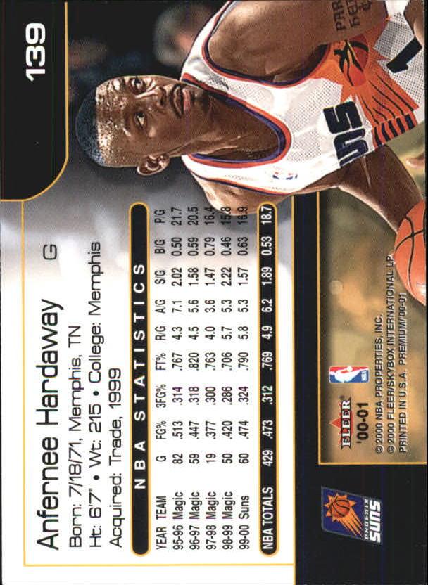 2000-01-Fleer-Premium-Basketball-Cards-Pick-From-List thumbnail 273