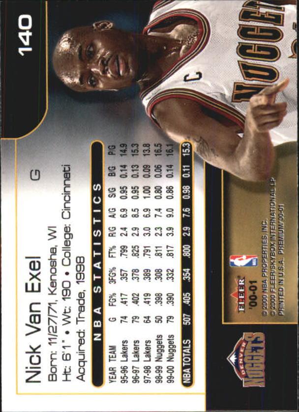 2000-01-Fleer-Premium-Basketball-Cards-Pick-From-List thumbnail 275