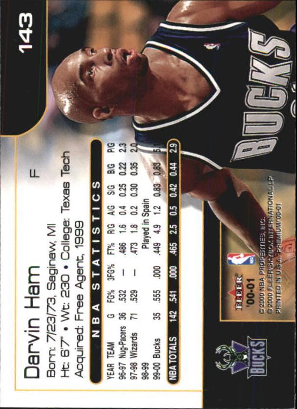 2000-01-Fleer-Premium-Basketball-Cards-Pick-From-List thumbnail 281