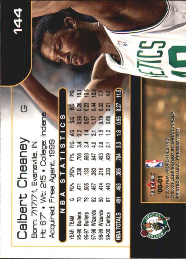 2000-01-Fleer-Premium-Basketball-Cards-Pick-From-List thumbnail 283