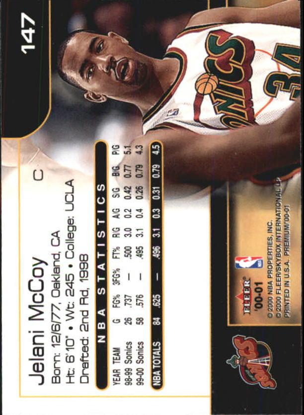 2000-01-Fleer-Premium-Basketball-Cards-Pick-From-List thumbnail 289