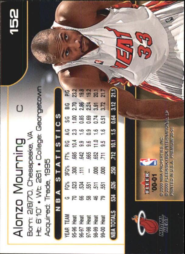 2000-01-Fleer-Premium-Basketball-Cards-Pick-From-List thumbnail 299