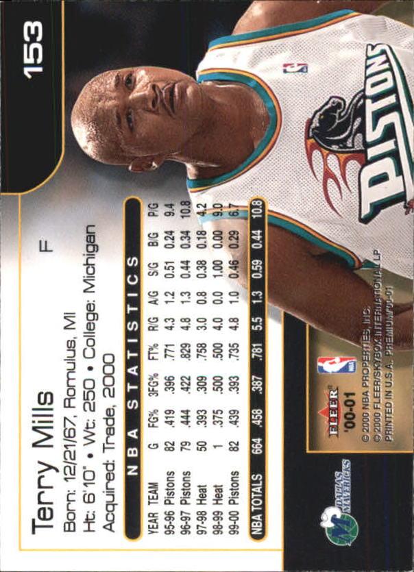 2000-01-Fleer-Premium-Basketball-Cards-Pick-From-List thumbnail 301