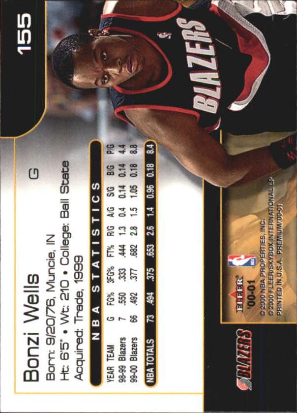 2000-01-Fleer-Premium-Basketball-Cards-Pick-From-List thumbnail 303