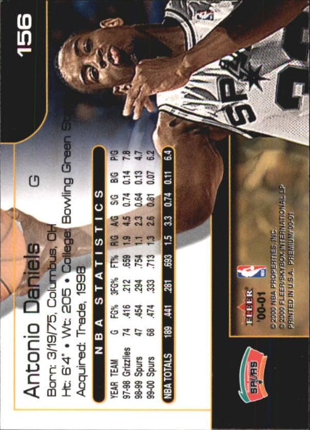 2000-01-Fleer-Premium-Basketball-Cards-Pick-From-List thumbnail 305