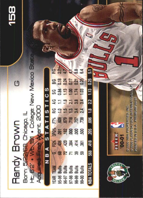 2000-01-Fleer-Premium-Basketball-Cards-Pick-From-List thumbnail 309