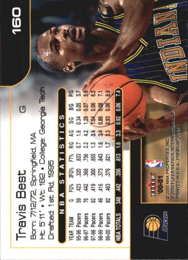 2000-01-Fleer-Premium-Basketball-Cards-Pick-From-List thumbnail 313