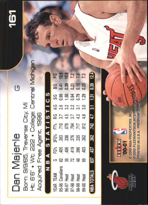 2000-01-Fleer-Premium-Basketball-Cards-Pick-From-List thumbnail 315