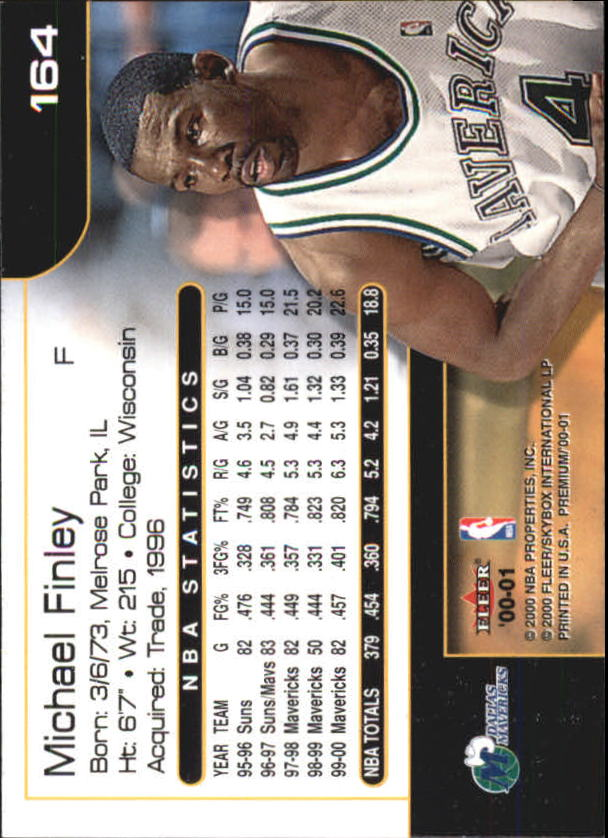 2000-01-Fleer-Premium-Basketball-Cards-Pick-From-List thumbnail 321