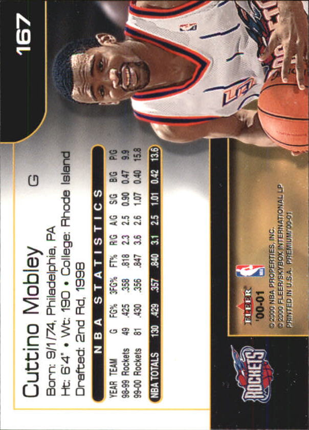 2000-01-Fleer-Premium-Basketball-Cards-Pick-From-List thumbnail 327