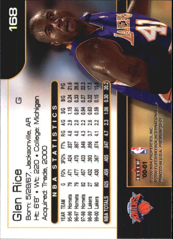 2000-01-Fleer-Premium-Basketball-Cards-Pick-From-List thumbnail 329