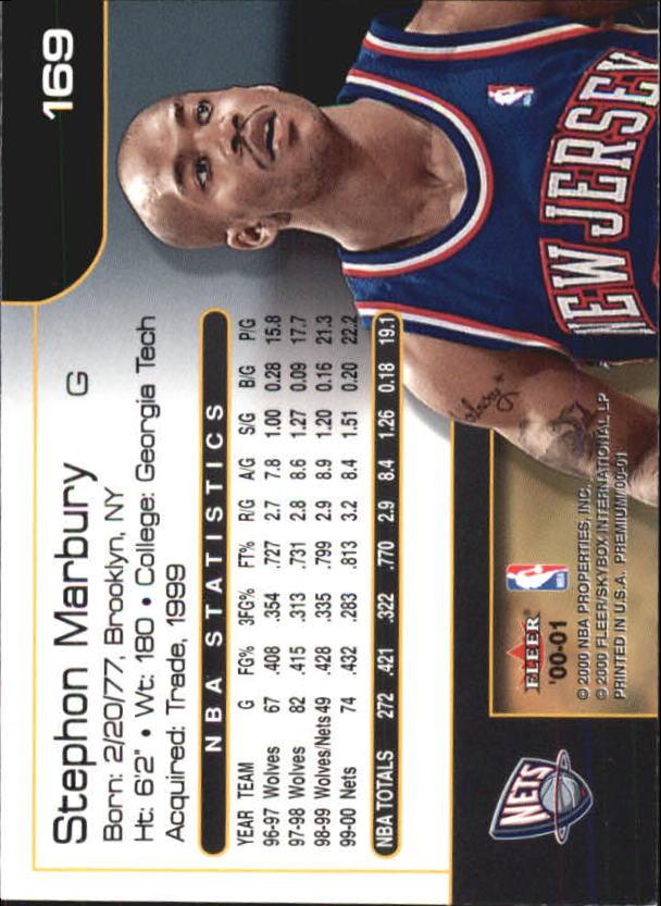2000-01-Fleer-Premium-Basketball-Cards-Pick-From-List thumbnail 331
