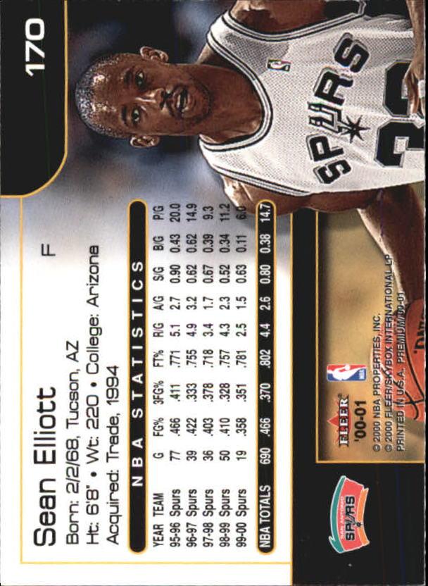2000-01-Fleer-Premium-Basketball-Cards-Pick-From-List thumbnail 333