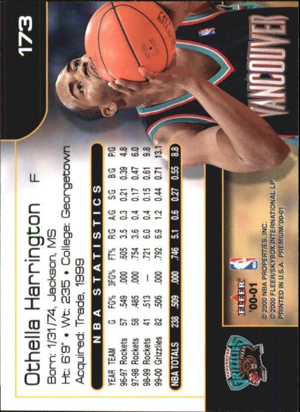 2000-01-Fleer-Premium-Basketball-Cards-Pick-From-List thumbnail 339