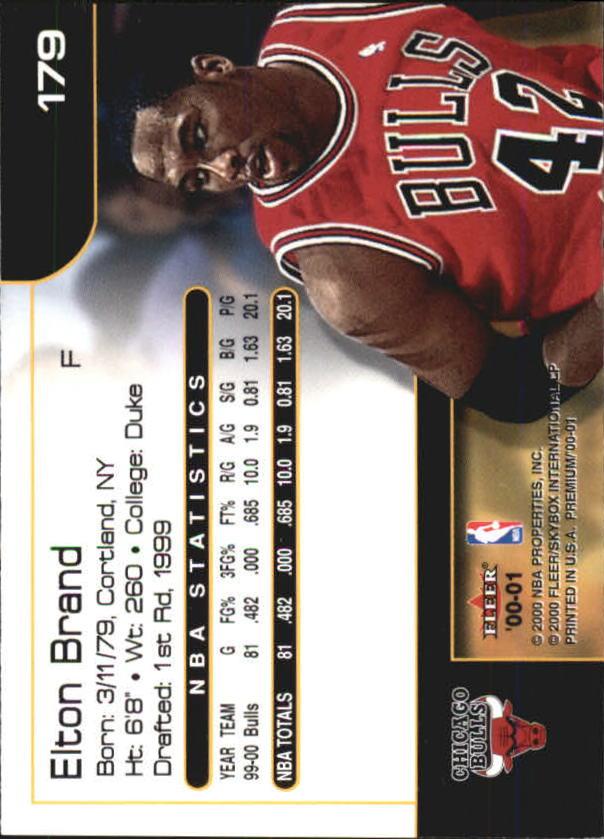 2000-01-Fleer-Premium-Basketball-Cards-Pick-From-List thumbnail 351