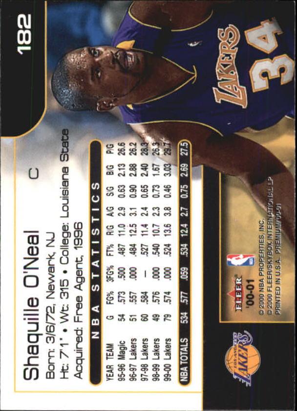 2000-01-Fleer-Premium-Basketball-Cards-Pick-From-List thumbnail 357