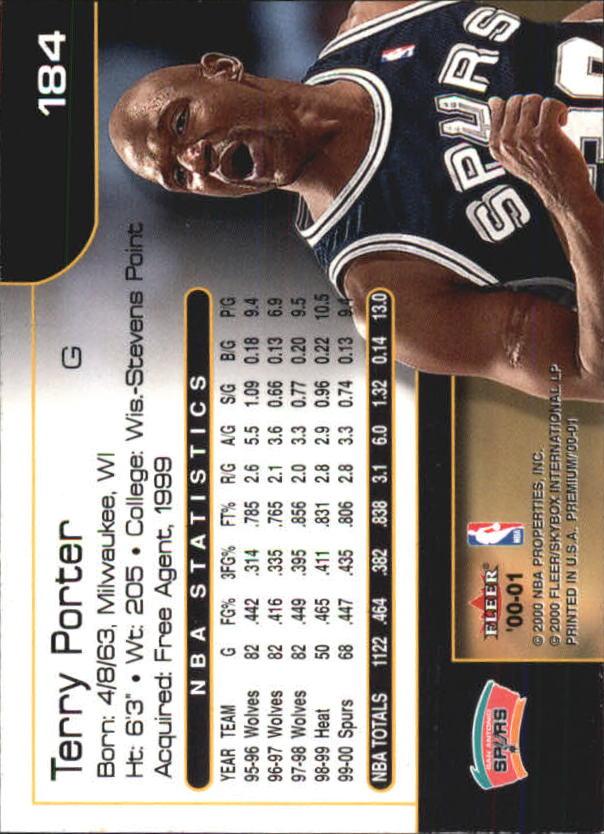 2000-01-Fleer-Premium-Basketball-Cards-Pick-From-List thumbnail 361