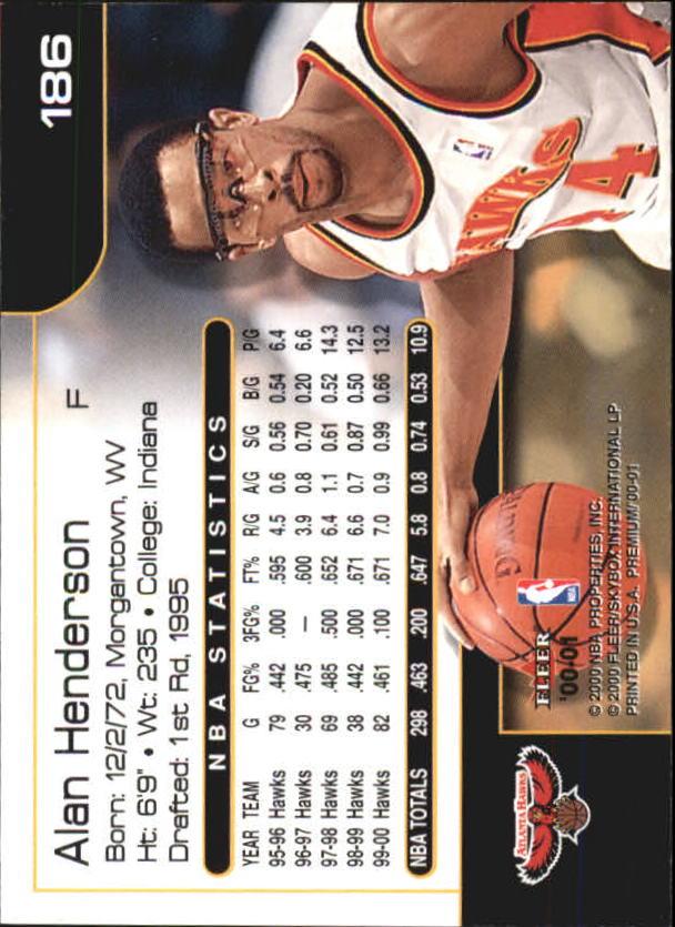2000-01-Fleer-Premium-Basketball-Cards-Pick-From-List thumbnail 365