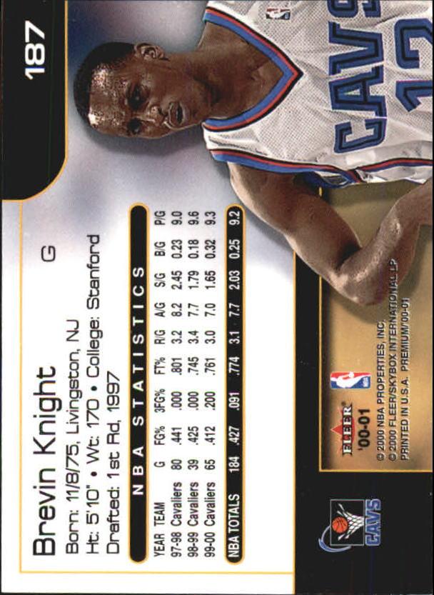 2000-01-Fleer-Premium-Basketball-Cards-Pick-From-List thumbnail 367