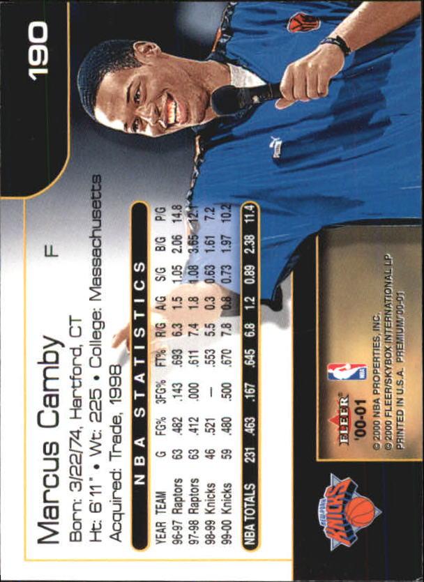 2000-01-Fleer-Premium-Basketball-Cards-Pick-From-List thumbnail 373