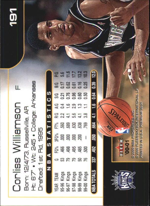 2000-01-Fleer-Premium-Basketball-Cards-Pick-From-List thumbnail 375