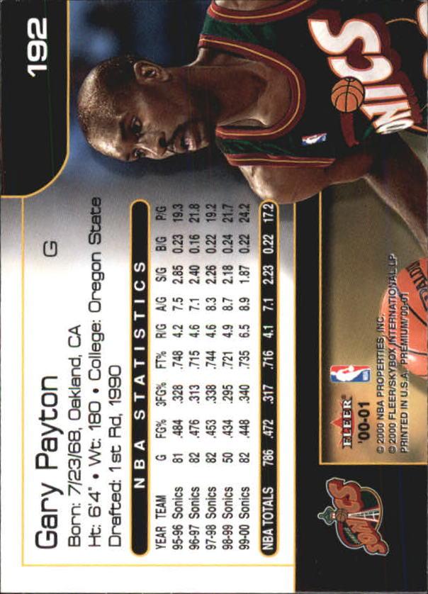 2000-01-Fleer-Premium-Basketball-Cards-Pick-From-List thumbnail 377