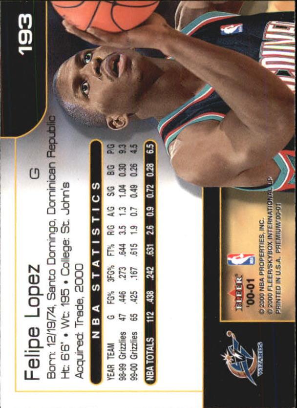 2000-01-Fleer-Premium-Basketball-Cards-Pick-From-List thumbnail 379