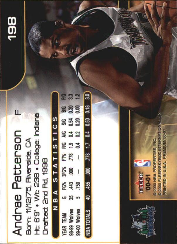 2000-01-Fleer-Premium-Basketball-Cards-Pick-From-List thumbnail 389
