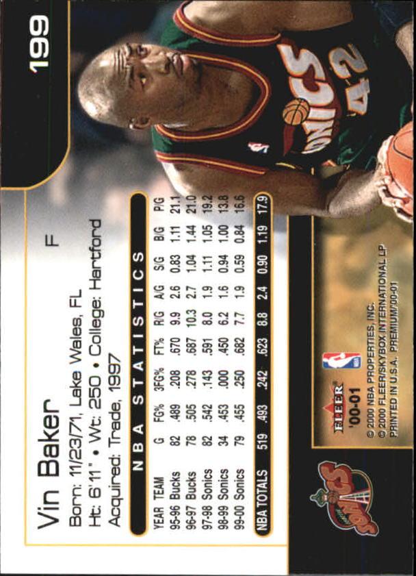 2000-01-Fleer-Premium-Basketball-Cards-Pick-From-List thumbnail 391