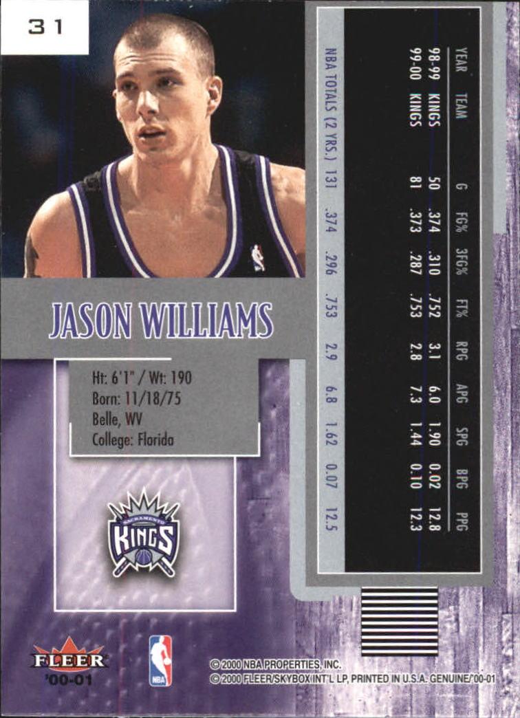 2000-01-Fleer-Genuine-Basketball-Cards-Pick-From-List thumbnail 9