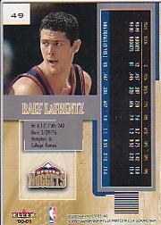 2000-01-Fleer-Genuine-Basketball-Cards-Pick-From-List thumbnail 15