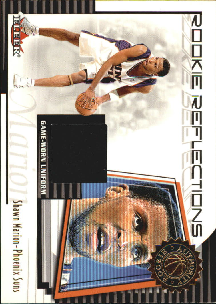 2000-01 Fleer Authority Rookie Reflections #RR13 Tracy McGrady
