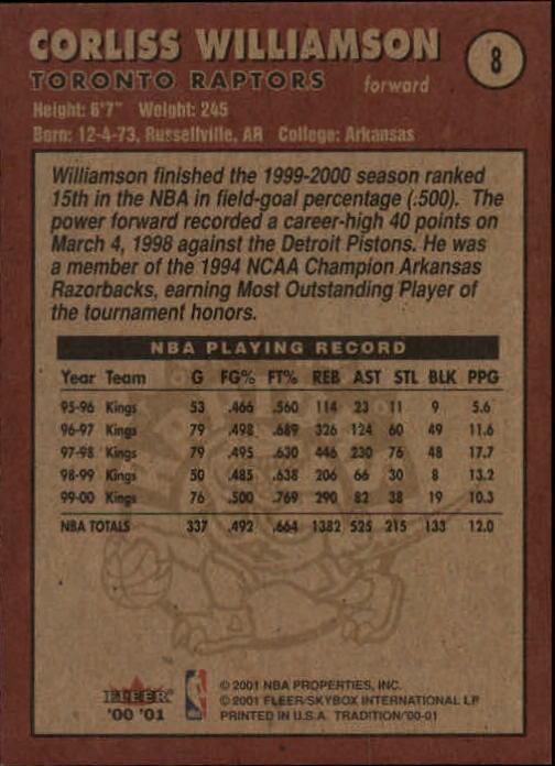 2000-01-Fleer-Basketball-Cards-Pick-From-List thumbnail 15