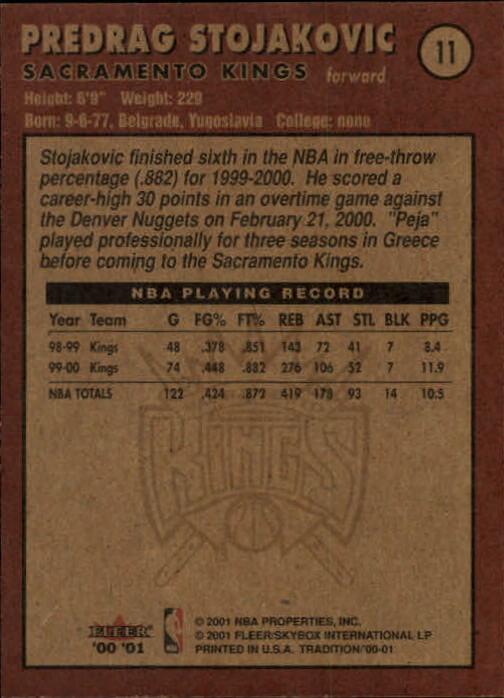 2000-01-Fleer-Basketball-Cards-Pick-From-List thumbnail 19